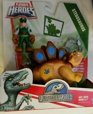Playskool Heroes Jurassic World Stegosaurus dinosaur  Action Figure NEW