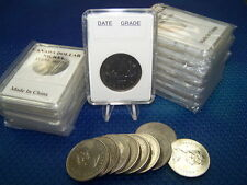 Coin holders Slab Style for *CANADIAN Nickel Dollar-- size 32 mm* 10 pcs