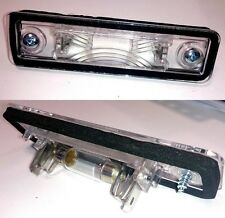 OPEL VAUXHALL VECTRA B ZAFIRA A NUMBER PLATE LAMP LIGHT 1224143 90213642