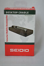 Seidio Desktop Charging Cradle for HTC Sensation NEW Retail Packaging Black #RR