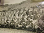 WWII Military Troop Photo May 44