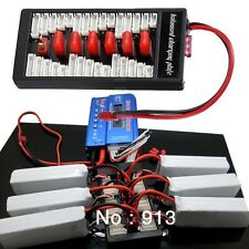 Parallel 2-6S T-plug Lipo Battery Balance Charging Board for IMAX B6 B6AC B8