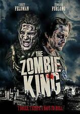 THE ZOMBIE KING - COREY FELDMAN - NEW 2016 DVD - SHIPS NEXT DAY 1st CLASS MAIL