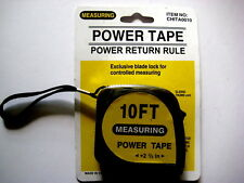 10' Measuring Tape - ten foot tape measure - FREE SHIPPING