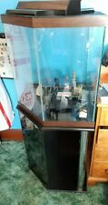 44 Gallon Fish Tank and Mounting Stand and Accessories