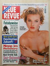 Neue Revue Nr 10/1996, Eva Herzigova, Yvonne Fenner, Ella McPherson, Traci Lords