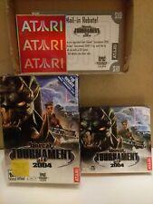 Unreal Tournament 2004 PC CD Game Atari Epic Games 6 CD Version COMPLETE!