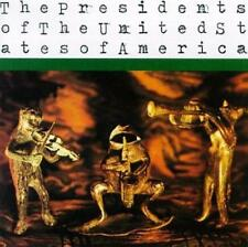 Various Artists : The Presidents of the United States of America CD