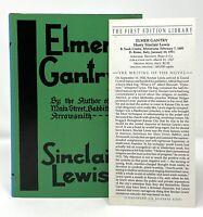 Sinclair Lewis - Elmer Gantry - Classics FEL - First Edition Library
