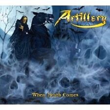 "Artillery ""when Death Comes..."" CD THRASH METAL NUOVO"