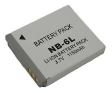 NB-6LH Camera Battery For Canon IXUS SX170 SX600 SX610 SX700 SX710 S120 SX240 HS