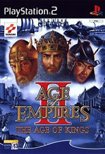 ★★ Jeu PS2: Age of Empires II : THE AGE OF KINGS ★★