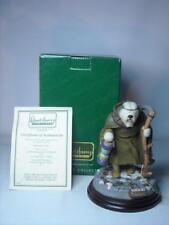 Robert Harrop OLD FATHER TIME Od English Sheepdog Doggie People DPLE99 BOX & COA