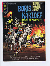 Boris Karloff Tales of Mystery #10 Gold Key 1965
