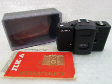 LOMO LC-A COMPACT AUTOMAT LOMOGRAPHY Vintage 1993 USSR Russian 35mm Scale Camera