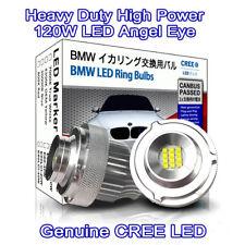 Heavy Duty High Power 120W CREE BMW LED Angel Eye DRL E60-LCI E61-LCI 7000K