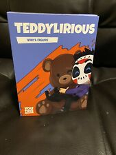 Youtooz Teddylirious #92 (Sold Out) Brand New Unopened - H20 Delierious