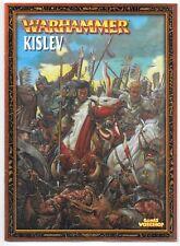 KISLEV - WARHAMMER Fantasy Tapa Blanda - WHFB Español Suplemento de Ejercito !