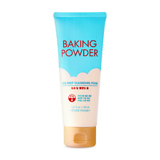 *ETUDE HOUSE* Baking Powder BB Deep Cleansing Foam 160ml - Korea Cosmetic