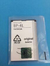 BATERIA ORIGEN NOKIA BP-4L E52 E55 E63 E71 E72 E73 E90 N810 N97 ORIGINAL AKKU
