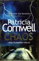 Scarpetta series: Chaos by Patricia Daniels Cornwell (Hardback) Amazing Value