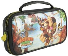 Donkey Kong Country Tropical Freeze Deluxe Game Travel Case Nintendo Switch New