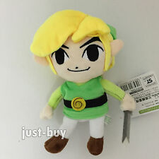 """The Legend of Zelda Character Plush Link Soft Toy Doll Stuffed Animal Teddy 7"""""""