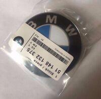 BMW 82MM BONNET BADGE EMBLEM SUITS 1 2 3 4 5 6 7 SERIES M3 M5 X3 X5 M SPORT