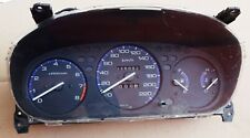 HONDA CIVIC 3DRS D16Y7 1996 99 INSTRUMENT PANEL CLUSTER ASSEMBLY 78100 S02 G100