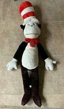 "Cat in the Hat Universal Studios 48"" Huge Giant Plush Doll"
