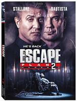 Escape Plan 2 [New DVD]