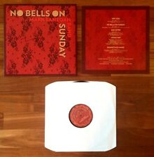 MARK LANEGAN BAND No Bells On Sunday Ltd Ed Hand-Signed LP Vinyl+Record Included