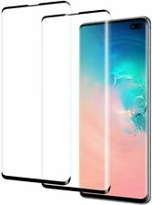 3D Anti-Scratch 9H Tempered Glass Film Screen Protector Samsung Galaxy S10 Plus