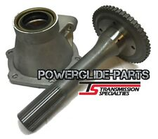 TSI Turbo 400 TH-400 T-400 NEW 300m  Output Shaft and Tail Housing Combo