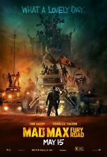 "Mad Max Fury Road Movie Poster 24"" x 36"" Wall Poster l26"