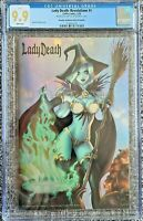 Lady Death Revelations #1 McTeigue Spellbound Holo Foil Ltd /26 CGC 9.9