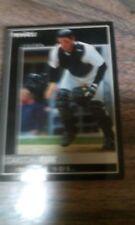 CARLTON FISK BASEBALL CARD WHITE SOX CATCHER PINNACLE SCORE 1992 #361