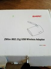 2 wire 802.11g USB Wireless Adapter