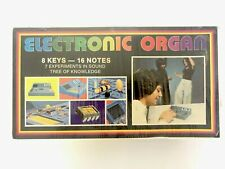 Vintage Electronic Organ Kit Game Toy