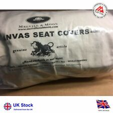 Melvill & Moon Seat Covers Land Rover Defender 90 / 110 (2x Front Seats) 2007 ON