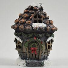 Cono de pino mágico Casa Decoración De Jardín Luz Led Navidad Casa Elf Pixie 39199