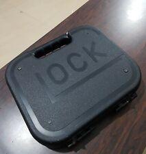 Original Glock 19 Handgun Case Genuine Black Polymer Pistol Storage Box