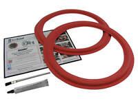 CERWIN VEGA SPEAKER VS150  Woofer Foam Edge Replacement Repair Kit # FSK-15AR