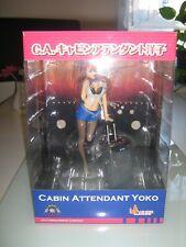 Lechery Cabin Attendant Yoko Miyazawa 1/7 Figur
