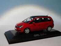 Opel ZAFIRA de 2005  au 1/43 de Minichamps