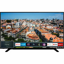 4K Ultra HD Toshiba 58U2963DB 58Inch TV Smart LED Freeview HD 3 HDMI Dolby 1YWa