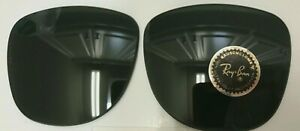 Original Baush&Lomb replacement lenses for Ray Ban 2140 54mm frame