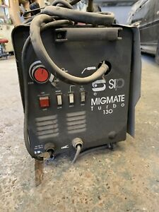 sip migmate 130 Garage Welding Machine Welder