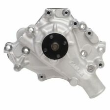 Edelbrock 8843 Victor Series Water Pump - Satin Finish For Ford Small Block 351W