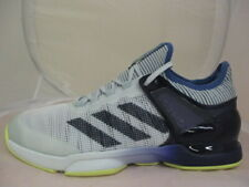 Adidas Adizero Ubersonic 2.0 Tennis Shoes Men UK 8 US 8.5 EUR 42 REF SF661*